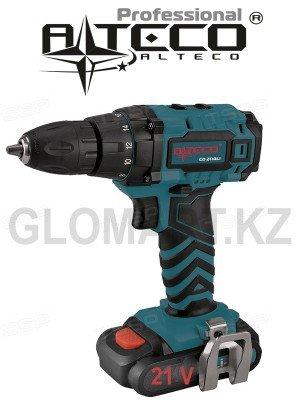 Alteco CD 2110Li дрель-шуруповерт аккумуляторный