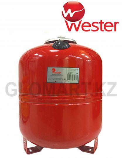 Расширительный бак Wester 100 л (Россия)