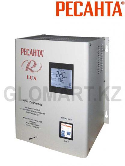 Стабилизатор напряжения однофазный настенный РЕСАНТА ACH-10000 Люкс