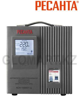 Стабилизатор напряжения однофазный РЕСАНТА ACH-10000/1 Ц