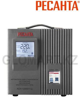 Стабилизатор напряжения однофазный РЕСАНТА ACH-12000