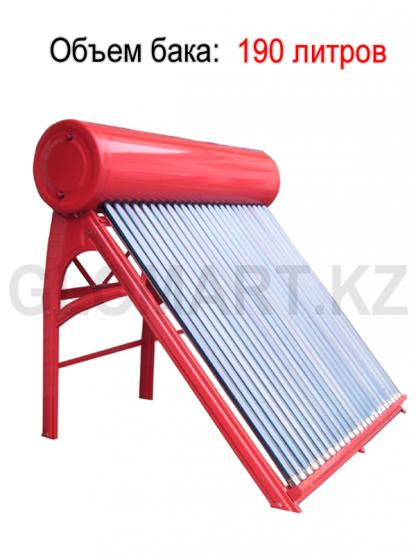Солнечный водонагреватель Solar Heater СН-62 190 литров