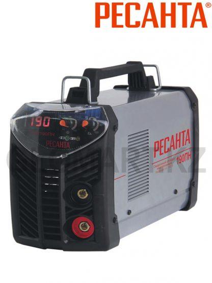 Сварочный аппарат инверторный Ресанта САИ 190 ПН