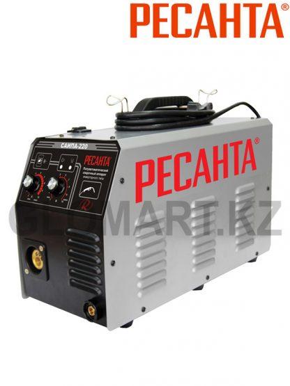 Сварочный аппарат инверторный полуавтоматический Ресанта САИПА 220