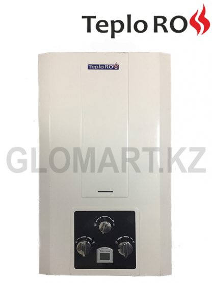 Газовый проточный водонагреватель ТеплоРОСС АПВГ 20M (10 л/мин)