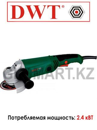 Угловая шлифовальная машина DWT WS 24-230 T
