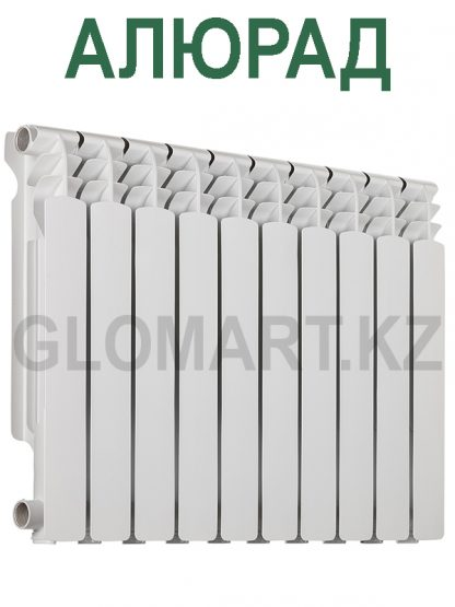 Радиатор алюминиевый Алюрад 500/100