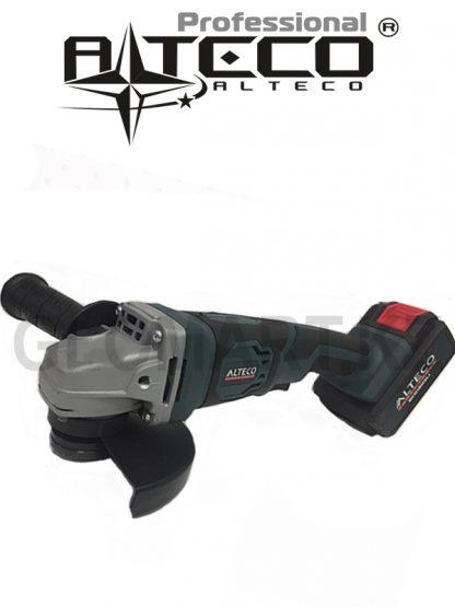 ALTECO CAG18125 угловая шлифмашина аккумуляторный