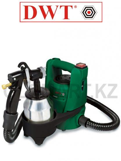 Краскораспылитель электрический DWT ESP05-200 T, мощность 500 Вт, 200 мл/мин