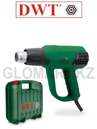 Фен DWT HLP 20-600 K BMC (в чемодане)