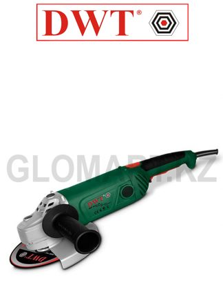 Угловая шлифовальная машина (болгарка) DWT WS 18-230 T