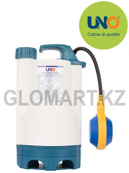UNO POP VORTEX дренажный насос для чистой воды, 9.6 м³/ч , подъем 8 м