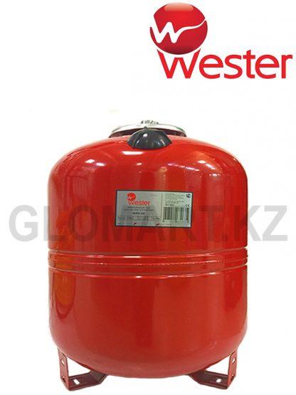 Расширительный бак Wester 50 л (Россия)