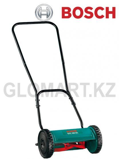 Ручная механическая газонокосилка Bosch AHM 30, шпиндельная, захват 30 см, вес 6.4 кг