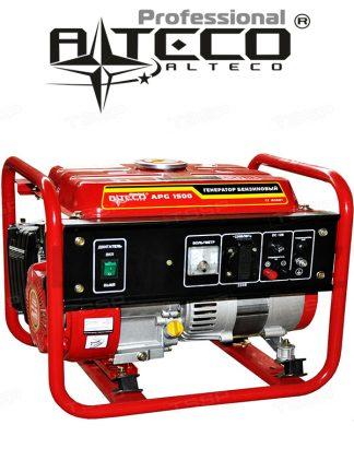 Бензиновый генератор Alteco Standard APG-1500, 1.1 кВт