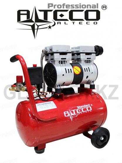 Компрессор безмасляной Alteco 24 L