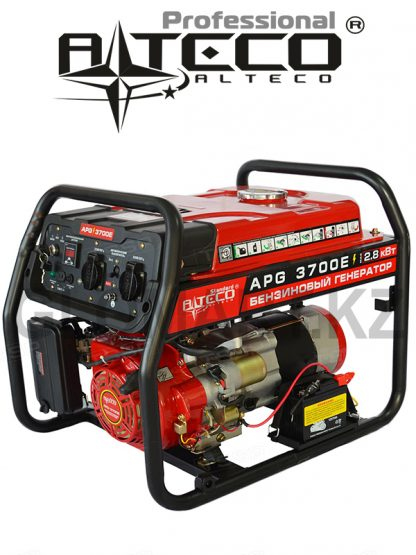 Бензиновый генератор Alteco Standard APG-3700 E (N), 2,8 кВт
