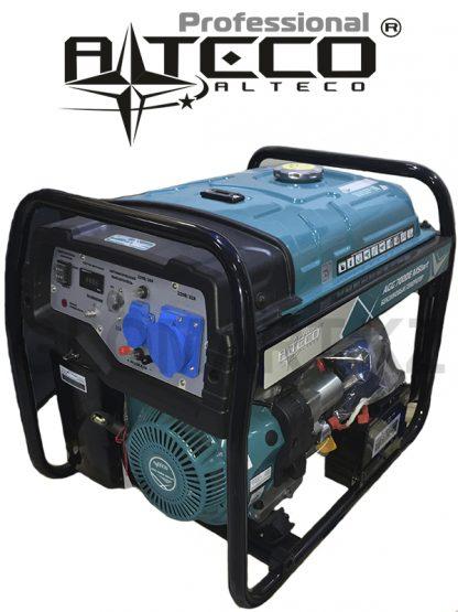 Промышленный генератор Alteco AGG-7000 E Mstart, 5.5 кВт
