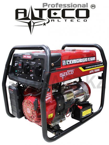 Бензиновый генератор Alteco Standard APG-7000 E (N), 5.5 кВт