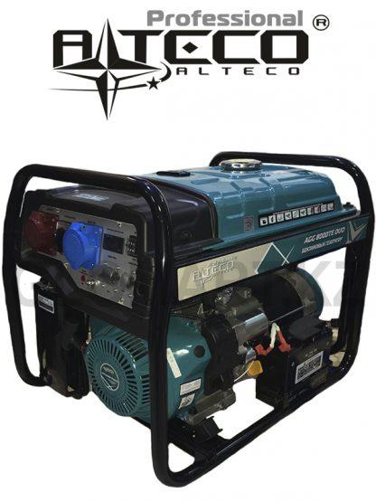 Промышленный генератор Alteco AGG 8000 TE DUO, 7 кВт