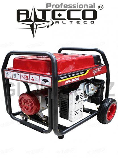 Бензиновый генератор Alteco Standard APG-8800 E (N), 6.6 кВт