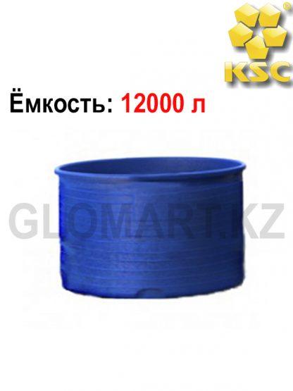 Бассейн пластиковый 12000 л (экологически чистый)