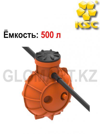Жироуловители Биосток 1,обьем 500л