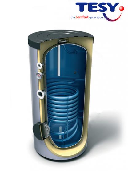 Бойлер косвенного нагрева Tesy EV9S, 200 л, 40 кВт, 1 теплообменник