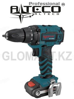 Alteco CD 1410Li дрель-шуруповерт аккумуляторный