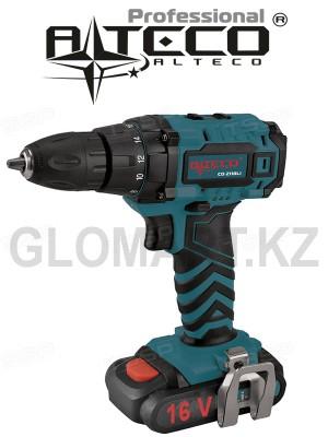 Alteco CD 1610.1 Li дрель-шуруповерт аккумуляторный