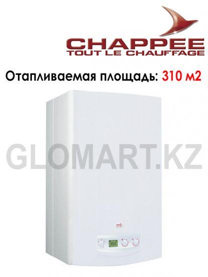 Котел CHAPPEE INITIA Digit 3.31 FF - газовый, двухконтурный, мощность 31 кВт, 310 м²