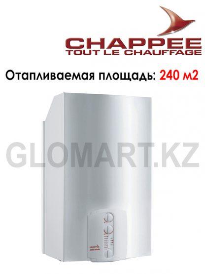 Газовый котел CHAPPEE INITIA Master 2.24 FF, мощность 24 кВт, до 240 м²