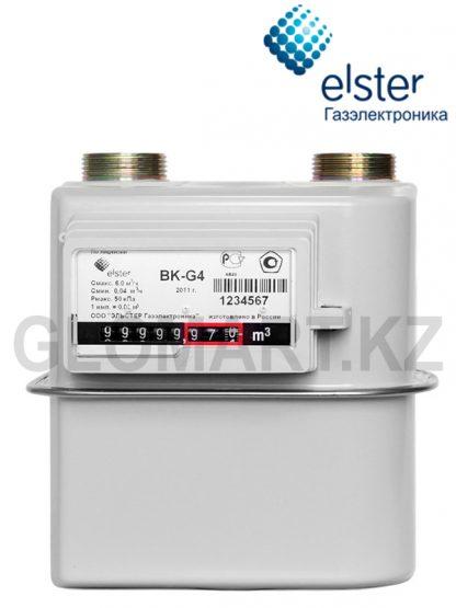 Счетчик для газа Эльстер BK-G4 (Россия)