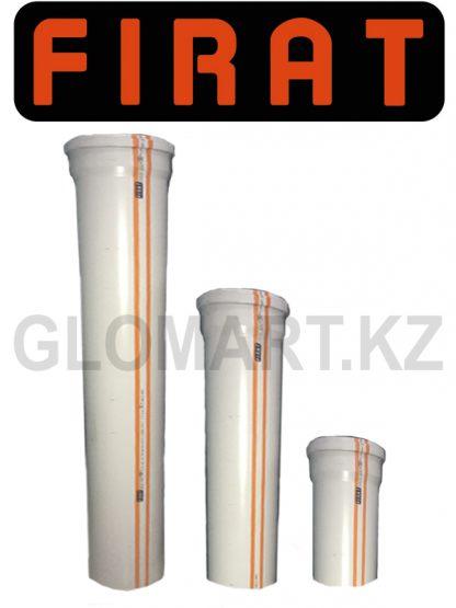 Труба Firat канализационная ПВХ,100 мм