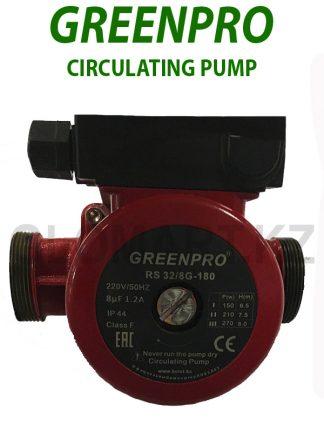 Циркуляционный насос GREENPRO RS32/8G