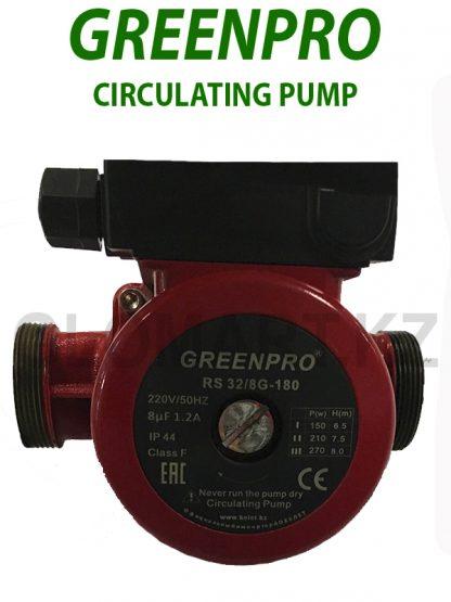 Циркуляционный насос GREENPRO RS32/8