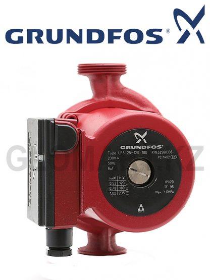 Циркуляционный насос для отопления GRUNDFOS UPS 25-120 180