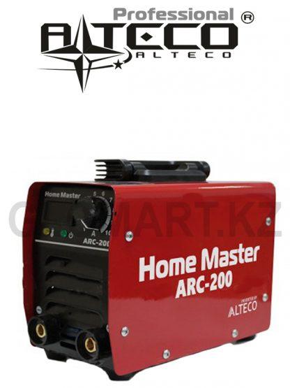 Alteco Home Master ARC-200 сварочный аппарат