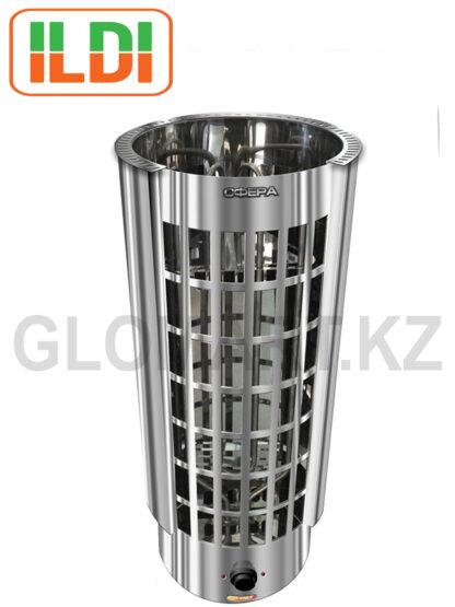 Электрокаменка ILDI ЭКМ-6 «Faver» углеродистая сталь