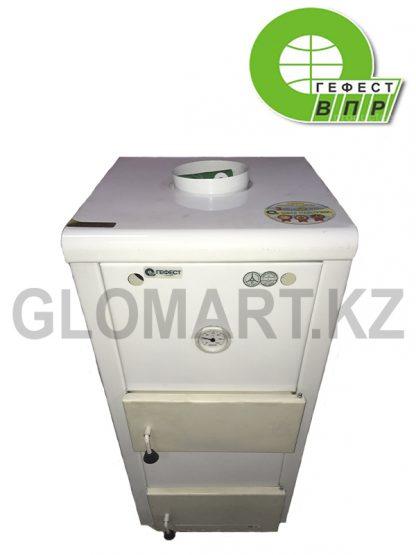 Гефест КСТГ 12,5 Комбинированный котел на площадь до 120 м² (газ или уголь)