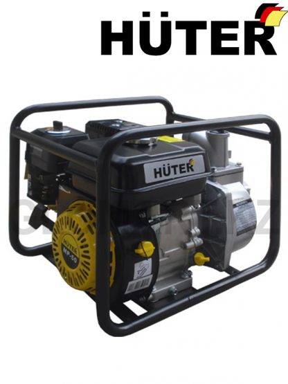 Мотопомпа бензиновая Huter MP-50