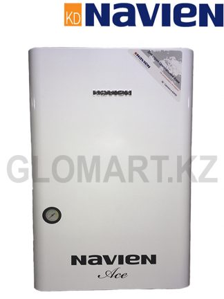 Двухконтурный газовый котел Navien ACE-13K, на площадь от 50 м² до 130 м², ГВС 9.2 л/м