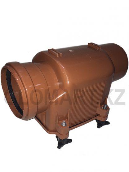 Обратный клапан канализационный, 100 мм