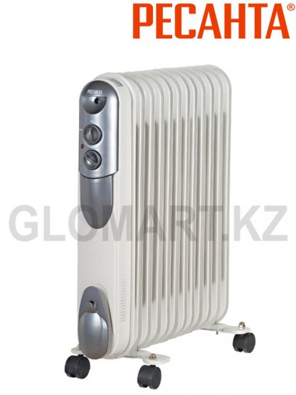 Масляный радиатор Ресанта ОМПТ-12Н  на 25 м2