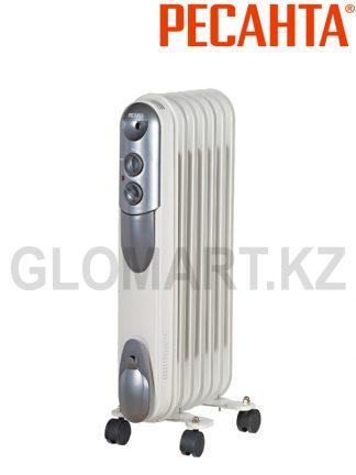 Масляный радиатор Ресанта ОМПТ-7Н  на 15 м2