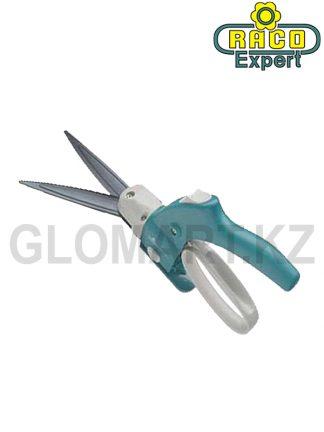 Ножницы RACO для стрижки травы с поворотным механизмом
