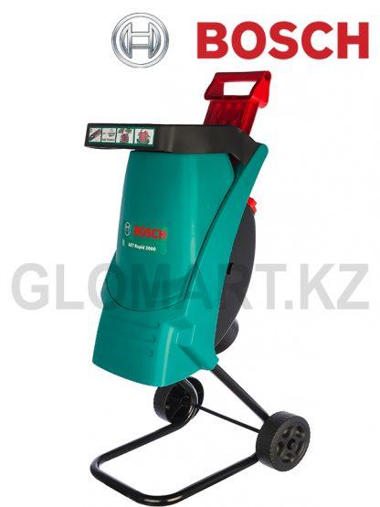 Садовый измельчитель веток и травы Bosch AXT Rapid 2000