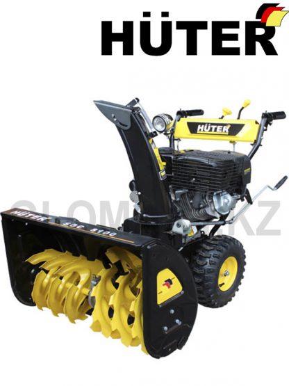 Снегоуборщик бензиновый HUTER 8100