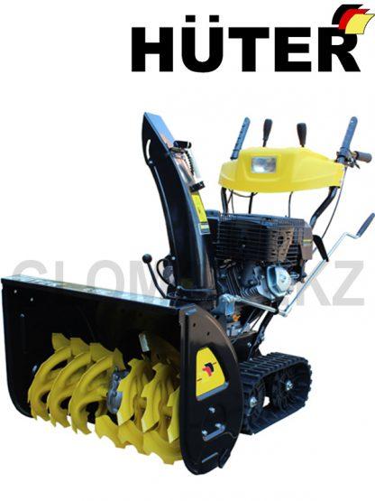 Снегоуборщик бензиновый HUTER 8100С (на гусеницах)