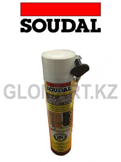 Монтажная пена Soudal 750 мл